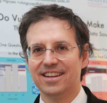 Professor Fabio Massacci