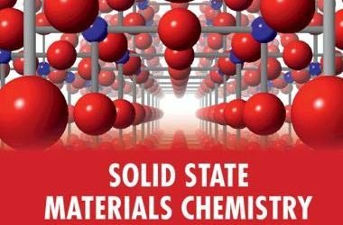 Former Fellow publishes new book in materials science and chemistry
